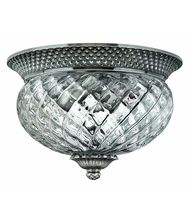Hinkley Lighting 4102 Plantation 12 Inch Flush Mount