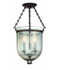 Hudson Valley 253 Hampton 12 Inch Foyer Pendant