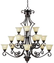 Maxim Lighting 11239 Symphony 49 Inch Chandelier
