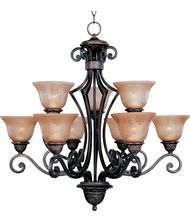 Maxim Lighting 11245 Symphony 32 Inch Chandelier