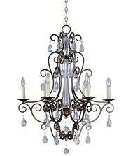 Maxim Lighting 12025 Hampton 27 Inch Chandelier