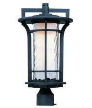 Maxim Lighting 30480WG Oakville 1 Light Outdoor Post Lamp