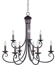 Maxim Lighting 70006 Loft 30 Inch Chandelier