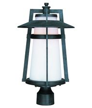 Maxim Lighting 88530 Calistoga LED Energy Smart Outdoor Post Lamp
