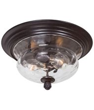 Minka Lavery Merrimack 2 Light Outdoor Flush Mount