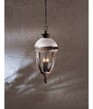 Minka Lavery 8974 Heron Bay 4 Light Outdoor Hanging Lantern
