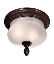 Minka Lavery 9909-91  2 Light Outdoor Flush Mount