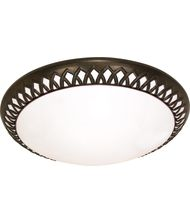 Nuvo Lighting 60-926 Rustica Energy Smart 27 Inch Flush Mount