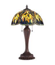 Quoizel TF1562T Tiffany 26 Inch Table Lamp