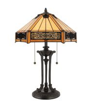Quoizel TF6669 Indus 23 Inch Table Lamp