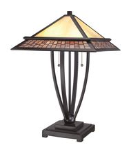 Quoizel TFMN6324 Mason 25 Inch Table Lamp