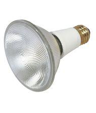 Satco S4928 50 Watt 130 Volt PAR30 PAR30 Long Neck Clear Halogen Bulb